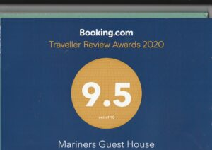 booking.com award mariners guest house