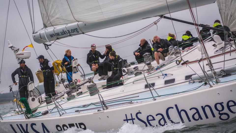 The Rolex Fastnet Race